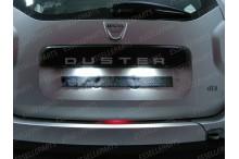 Luci targa 5 LED Canbus duster