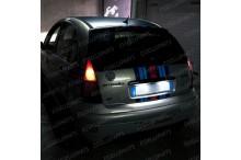 Luci targa 5 LED Canbus C3 I