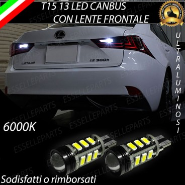 Luci Retromarcia 13 LED LEXUS IS III