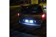 Luci targa 5 LED Canbus ASTRA H