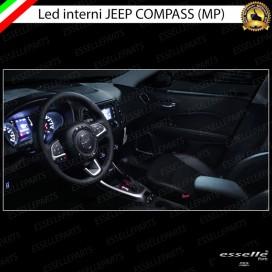 Led interni completo per Jeep Compass II