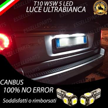 Luci targa 5 LED Canbus RANGE ROVER SPORT