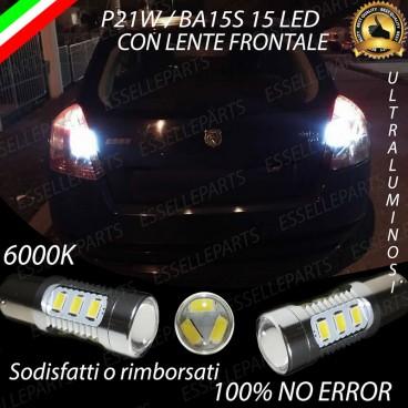 Luci Retromarcia 15 LED FIAT STILO P21W LED