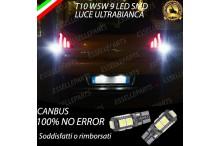 Luci targa 9 LED Canbus 3008 I