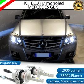 KitFull LED H7 Monoled 12000 LUMENMERCEDES GLK PRE-RESTYLING