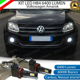KitFull LED HB4 6400 LUMENFendinebbia VW AMAROK
