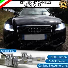 KitFull LED H7 8000 LUMEN AnabbagliantiAUDIA4 B8