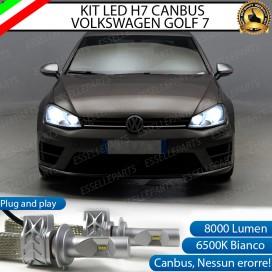 KitFull LED H7 8000 LUMEN AnabbagliantiVWGOLF VII