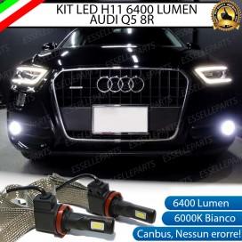 KitFull LEDFendinebbia H11 6400 LUMENAUDIQ5