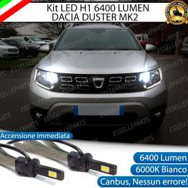 KitFull LED H1 Abbaglianti 6400 LUMENDACIADUSTER II