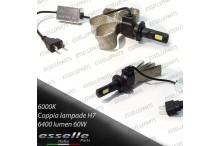 Kit Full LED H7 Abbaglianti SPIDER