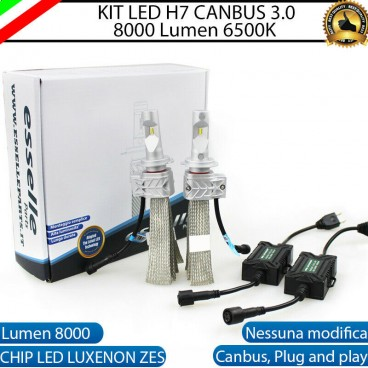 KIT FULL LED H7 Abbaglianti ALFA ROMEO SPIDER