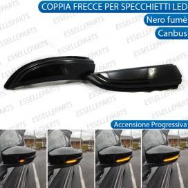 Coppia Frecce LED Dinamiche Laterali per specchietti Ford Fiesta MK6