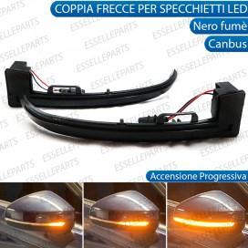 Coppia Frecce LED Dinamiche Laterali per specchietti PEUGEOT 308 MK2