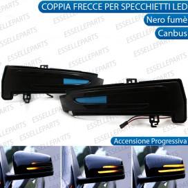 Coppia Frecce LED Dinamiche Laterali per specchietti MERCEDES GLA