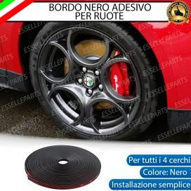 Bordo Nero adesivo di protezione per ruote