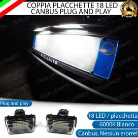 Placchette a LED per versioni StationWagon