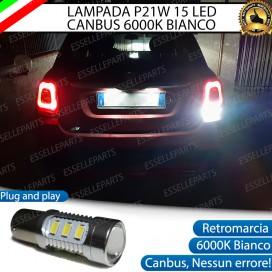 Luce Retromarcia 15 LED Fiat 500X Pre-Restyling CON LENTE FRONTALE