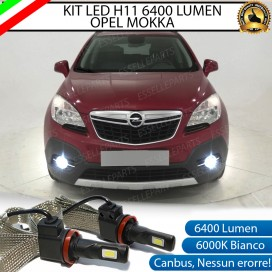 Kit Full LED H11 Fendinebbia OPEL MOKKA