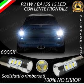 Luci Retromarcia 15 LED MINI R56 FINO AL 2010 CON LENTE FRONTALE