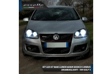 Conversione Fari Full LED VW GOLF 5