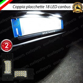 Placchette a LED Complete AUDI TT 8J fino al 2009