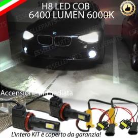 Kit Full LED H8 Fendinebbia 6400 lumen BMW SERIE 1 F20 F21