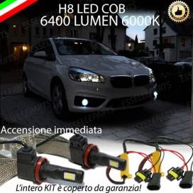Kit Full LED H8 Fendinebbia 6400 lumen BMW SERIE 2 F45