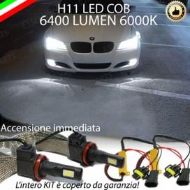 Kit Full LED H11 Fendinebbia 6400 lumen BMW SERIE 3 E90 E91