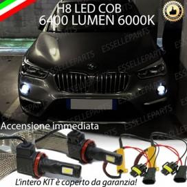 Kit Full LED H8 Fendinebbia 6400 lumen BMW X1 F48