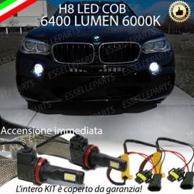 Kit Full LED H8 Fendinebbia 6400 lumen BMW X6 F16