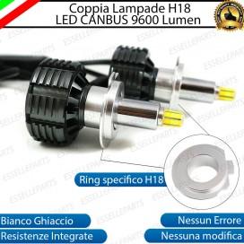 Kit Full LED H18 coppia lampade