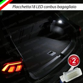 Placchetta Vano Bagagli LED VOLKSWAGEN TIGUAN AD1