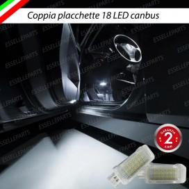 Coppia placchette 18 LED antipozzanghera luci di cortesia BMW SERIE 3 E90 E91