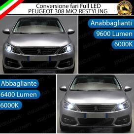 Conversione Fari Full LED con kit led 360°