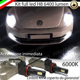 KitFull LED H8 6400 LUMEN FendinebbiaVWNEW BEETLE II