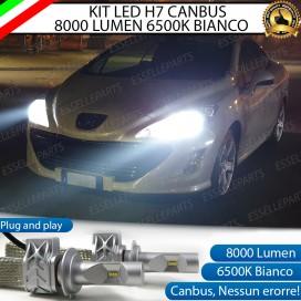 KitFull LED H7 8000 LUMEN AnabbagliantiPEUGEOT308