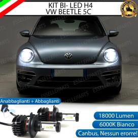Kit Full LED H4 18000 LUMEN Anabbaglianti/Abbaglianti VOLKSWAGEN NEW BEETLE II