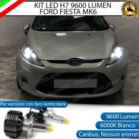 KitFull LED H7 9600 LUMEN AnabbagliantiFORDFIESTA VI