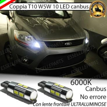 Luci posizione 10 LED Canbus 660 Lumen FORD KUGA