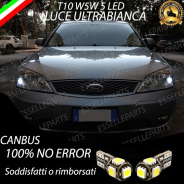 Luci posizione 5 LED Canbus FORD MONDEO III