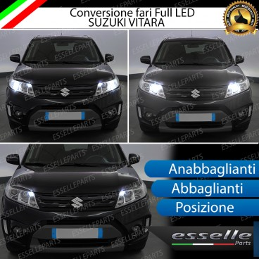 Conversione Fari Full LED TOYOTA PRIUS