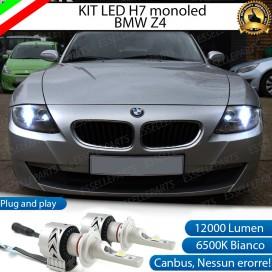 KitFull LED H7 Monoled 12000 LUMENBMWZ4 E85 E86