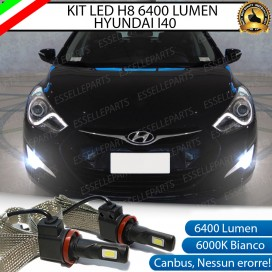 Kit Full LED H8 6400 LUMEN Fendinebbia HYUNDAI i40
