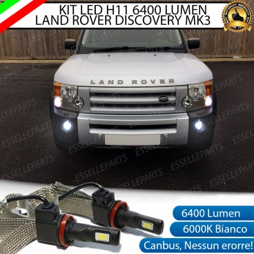 Kit Full LED H11 Fendinebbia LAND ROVER DISCOVERY III