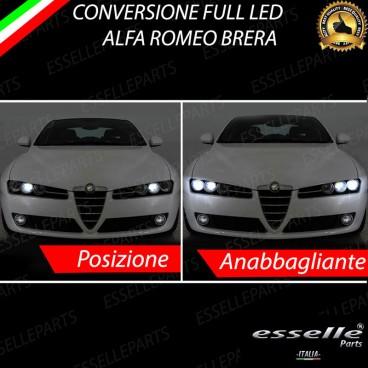 Conversione Fari Full LED ALFA ROMEO BRERA