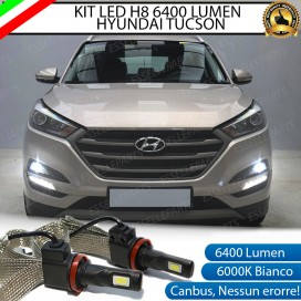 Kit Full LED H8 Fendinebbia HYUNDAI TUCSON III