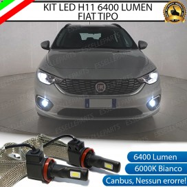 Kit Full LED H11 Fendinebbia FIAT TIPO