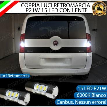Luci Retromarcia 15 LED FIAT QUBO P21W LED