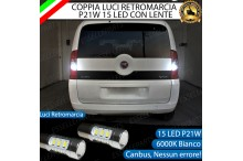 Luci Retromarcia 15 LED BIPPER